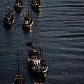 Oporto By River by Edgar Laureano