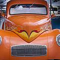 Orange  by Jack R Perry