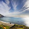 Oregon Coastline by Debra and Dave Vanderlaan