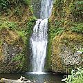Oregon Waterfall by Steven Baier