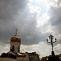 Orthodox Church  by Lali Kacharava