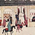 Ottoman Bazaar by Granger