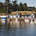 Oulton Broad by Ralph Muir