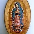 Our Lady Of Guadalupe by Fanny Diaz