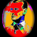 Outlaw Gang Leader Train Bank Robber Murderer Jesse James Collage 1875-2009 by David Lee Guss
