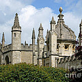 Oxford Spires by Ann Horn