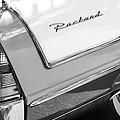 Packard Taillight by Jill Reger