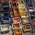Paint Box by Bernard Jaubert