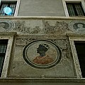 Painted Wall by Eric Tressler