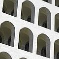 Palazzo Della Civilta' Romana by Fabrizio Troiani