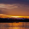 Palisade Sunset by Jeff Stoddart