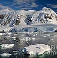 Paradise Bay, Antarctica by John Shaw