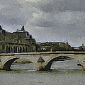 Paris 3 by Yury Malkov