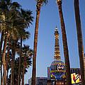 Paris Hotel by Jim West