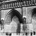 Paris Notre Dame, 1918 by Granger