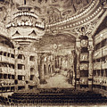 Paris Opera House by Granger