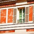 Paris Windows by Bill Howard