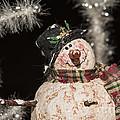 Partyin' Snowman by John Hoffman