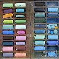 Pastels by Bernard Jaubert