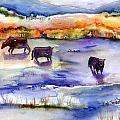 Pastureland by Renee Chastant