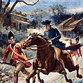 Paul Reveres Ride by Granger
