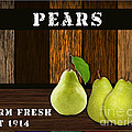 Pear Farm by Marvin Blaine