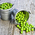 Peas by Paulo Goncalves