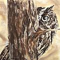 Peek A Who by Sandy Brooks