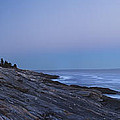 Pemaquid Point Lighthouse On The Maine Coast by Keith Webber Jr