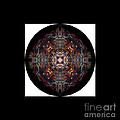 Personal Mandala by Marie Jamieson