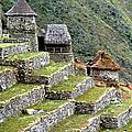 Peru: Machu Picchu by Granger