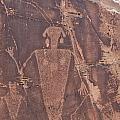 Petroglyph by Melany Sarafis