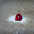 Phillies Home Plate by Bill Cannon