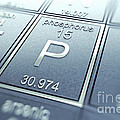 Phosphorus Chemical Element by Science Picture Co