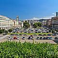 Piazza Della Vittoria - Genova by Antonio Scarpi