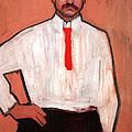 Picasso's Pedro Manach by Cora Wandel