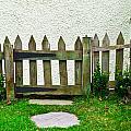 Picket Fence by Tom Gowanlock