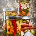 Pickled Vegetables by John Trax