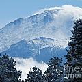 Pikes Peak Colorado by Lee Roth