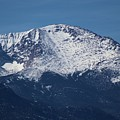 Pikes Peak by Wendy Fox
