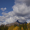 Pilot And Index Peaks   #9246 by J L Woody Wooden