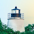 Piney Point Maryland Lighthouse by Bill Cannon