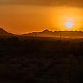 Piestewa Peak Sunset by Tam Ryan