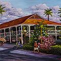 Pioneer Inn Lahaina by Darice Machel McGuire