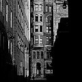 Pioneer Square Alleyway by David Patterson
