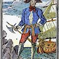 Pirate Edward England by Granger