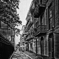 Pirate's Alley In New Orleans by Mountain Dreams