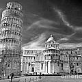 Pisa - The Leaning Tower by Luciano Mortula
