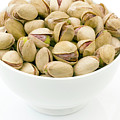 Pistachio Nuts by Geoff Kidd/science Photo Library