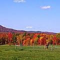 Pittsford Vermont by R B Harper